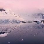 Захватывающее видео Антарктики