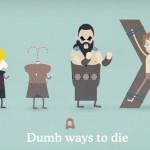 Видео: Глупые способы умереть в «Игре престолов»