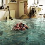 Коротко и ясно: что делать, если дома случился потоп