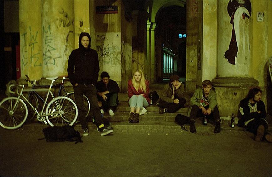 Площадь Спасителя / Plac Zbawiciela. Фото: Гжегож Чаплицкий