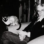 Фотография: Художники и их коты