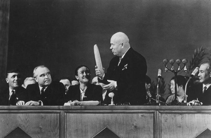 Аргументы Никиты Хрущева, 1961
