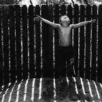 Фотография: Пятилетний Феликс в румынской деревне