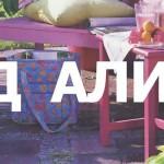 САД АЛИНЫ: Цветочный сад в память об Алине Царуш