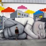 Яркий стрит-арт от Сета Глобпэйнтера