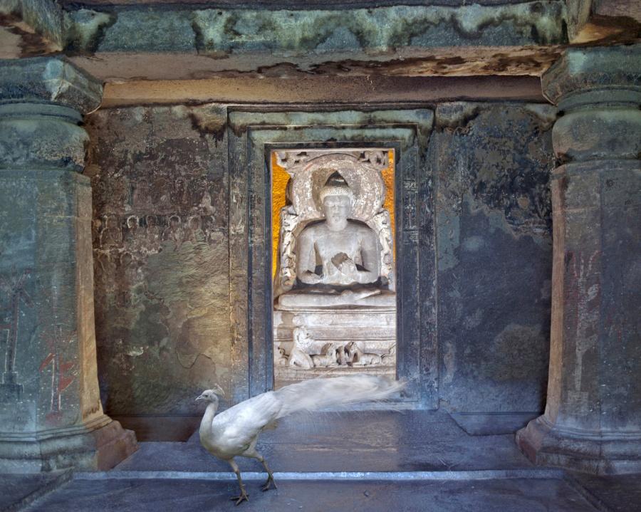 Attaining-Moksha-Ajanta-Caves-Ajanta1