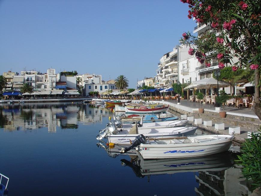 Crète, Agios Nikolaos