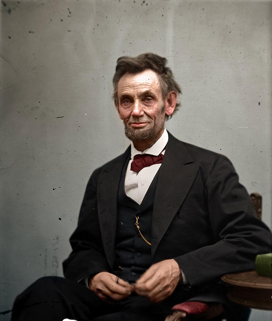 Линкольн 2