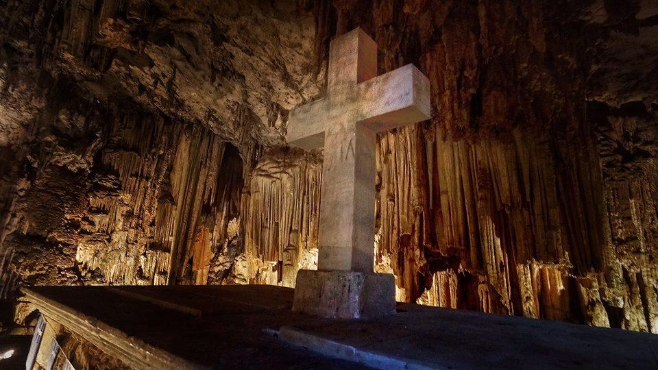 Melidoni Cave 2