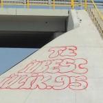 Вандализм на реконструированной трассе Сэрэтень – Сорока