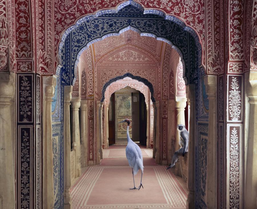 The-Avatars-of-Devi-Samode-Palace-Samode
