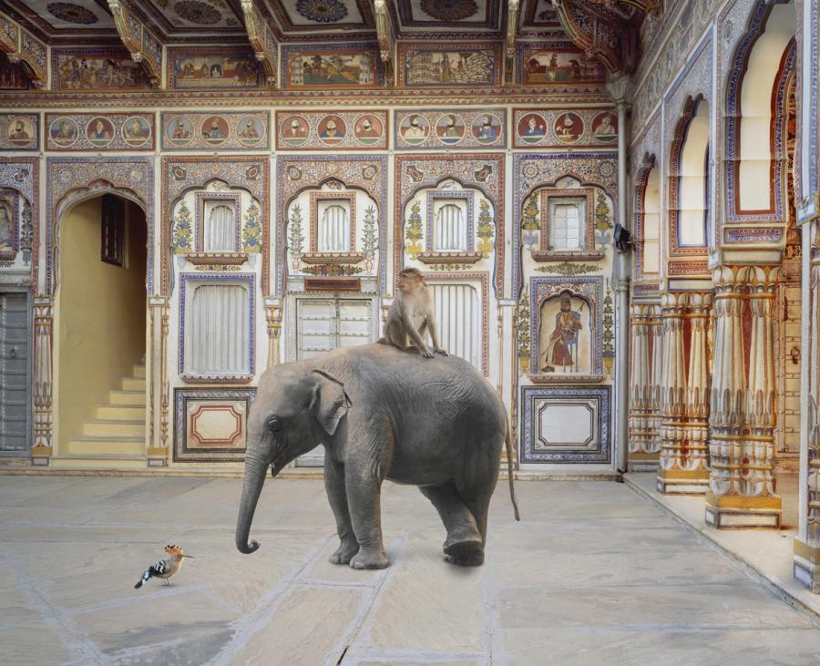 The-Conqueror-of-the-World-Podar-Haveli-Nawalgarh