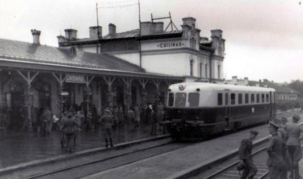 ж\д вокзал Кишинёв