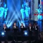 Видео: Литовский а капелла ансамбль Quorum спел «Moldovenii s-au născut»