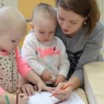 В Energy Fitness открылся «Baby Club» для малышей 1,5 — 3 лет