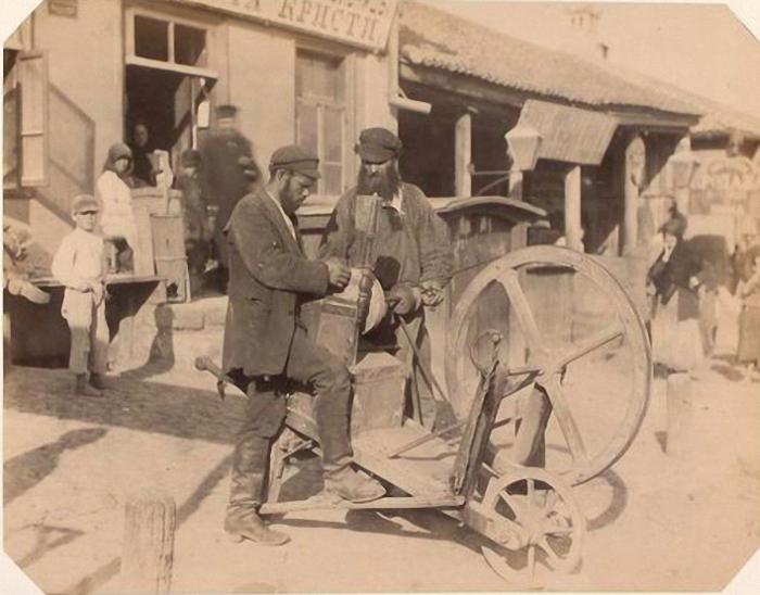 Старый Базар, 1889 год.