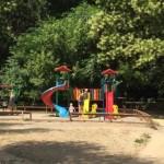Завершились работы по благоустройству пляжа в парке Валя Морилор