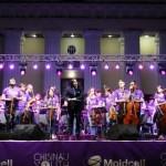 Видео: Живой концерт Chişinău Youth Orchestra в сквере Кафедрального собора