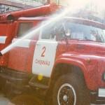 Возле кишинёвского Центрального рынка произошёл крупный пожар