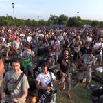 Видео: 1000 итальянцев исполнили хит Foo Fighters