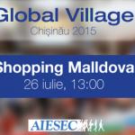 Petrece o zi în stil internațional cu Global Village