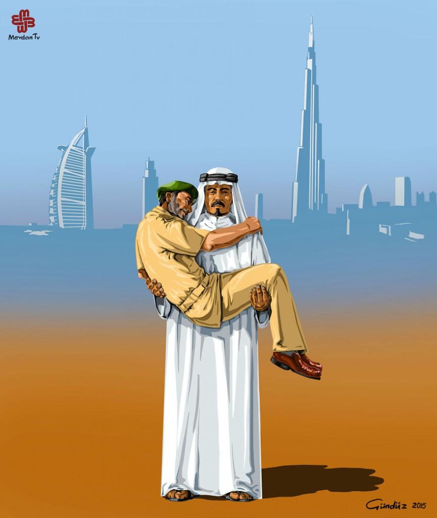 arab-police