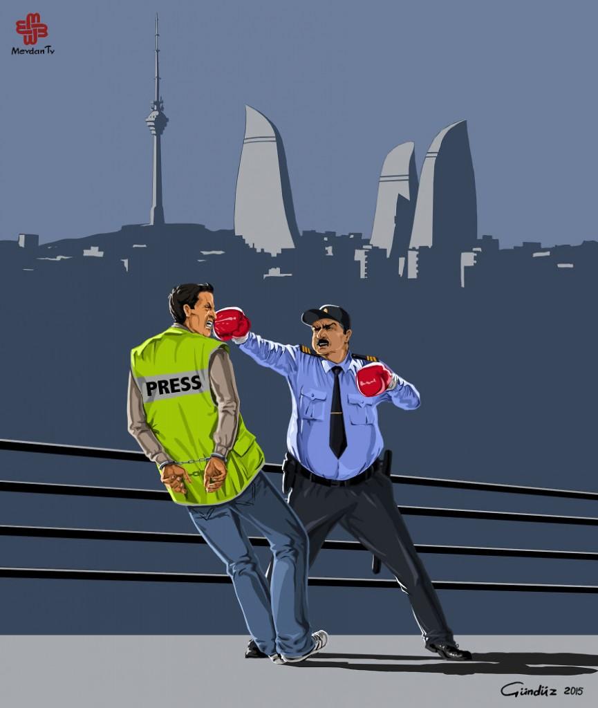 azerbaijan-police