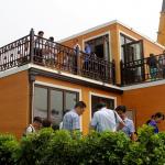 В Китае за три часа на 3-D принтере распечатали двухэтажную виллу