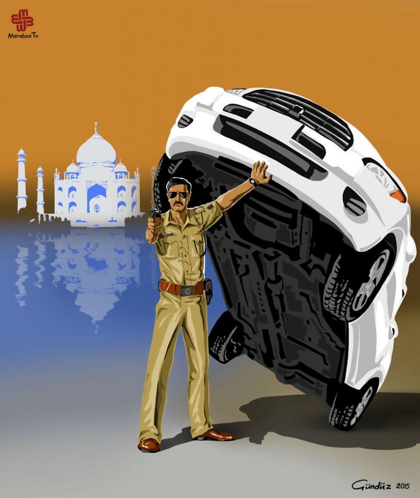 india-police