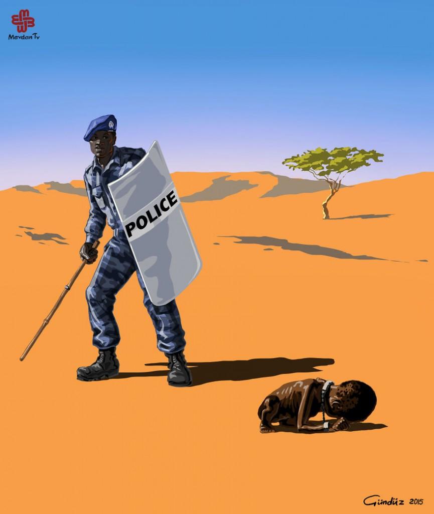 sudan-police