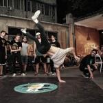 Фоторепортаж: HIP HOP DANCE  w/ DJ  Kirumba @ Tipografia 5