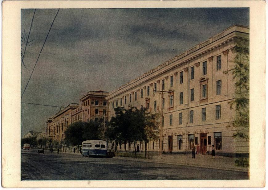 Кишинёв - проспект Ленина (фото И.Шагин)