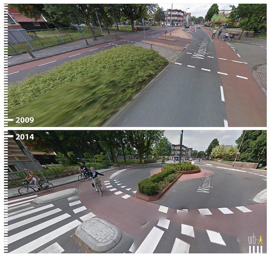 Wipstrikkerallee, Zwole, Netherlands.