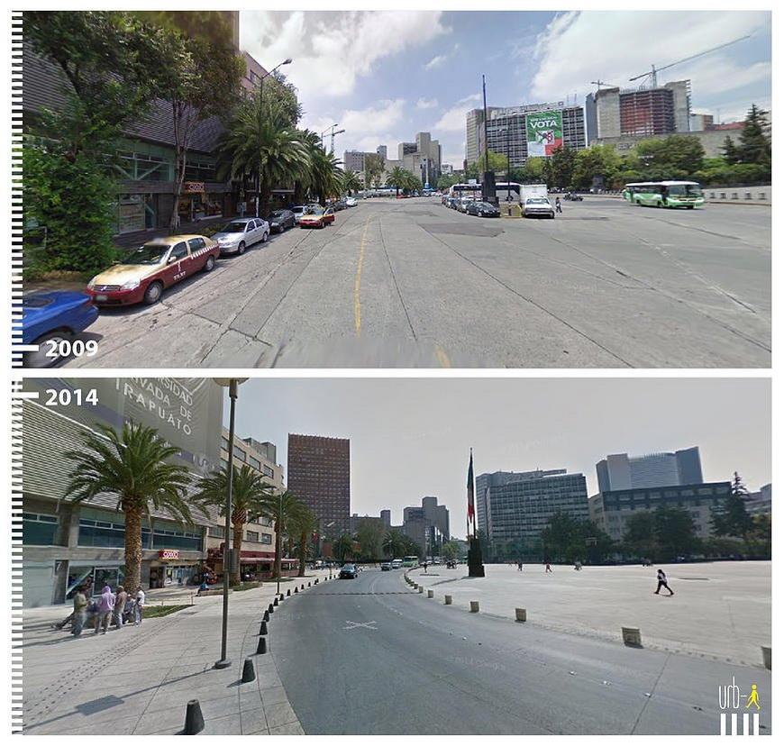 De La República, Mexico City, Mexico.