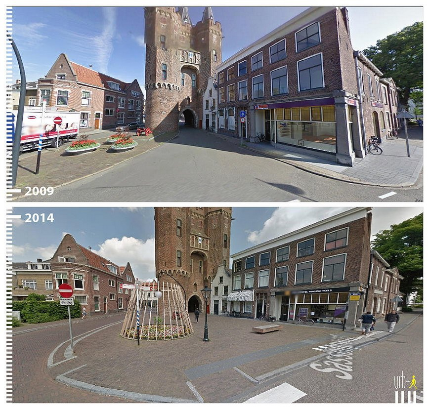 Sassenpoort, Zwolle, Netherlands.