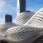 Заха Хадид стала первой в истории женщиной получившей престижную премию института британских архитекторов