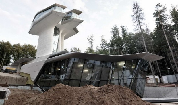 Частная резиденция Capital Hill в Барвихе, Россия