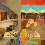 Важные моменты жизни в работах художника «Puuung»