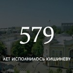 Цифра дня: сколько лет Кишиневу
