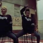 Видео: Молдавские танцовщицы показали свою готовность к Чемпионату мира по хип-хопу