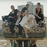 Датская певица MØ сняла клип «Kamikaze» в Киеве