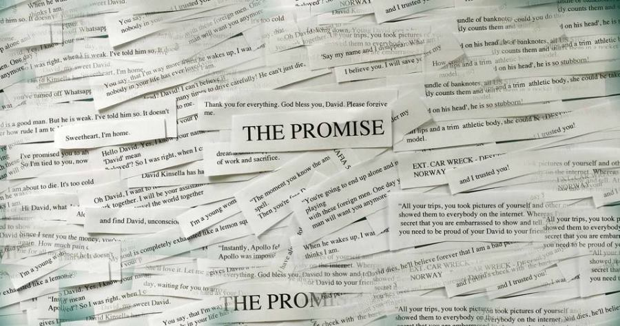 The Promise. Cover 01