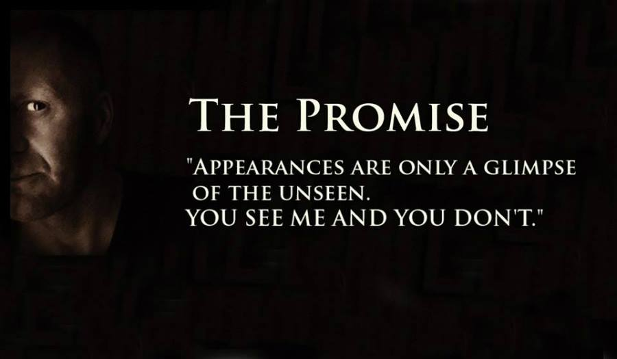 The Promise. Cover 02