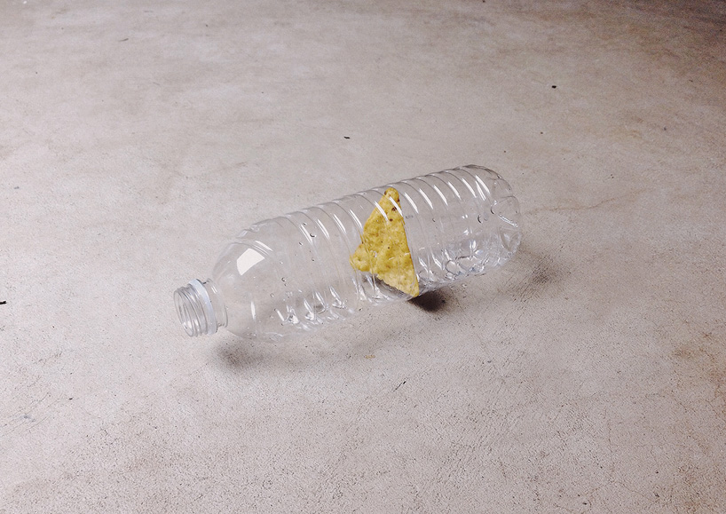 чипс в бутылке, 2013 photograph, 29.7 x 42 cm / 11.7 x 16.5 in