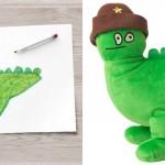 IKEA превратила детские рисунки в реальные игрушки
