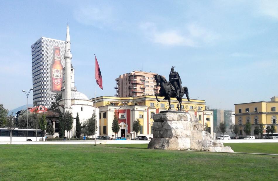 9.1-Tirana