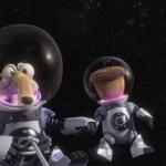 Создатели нового «Ледникового периода» выпустили короткометражку о белке в космосе