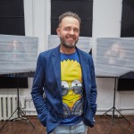 Роман Рыбалёв представил фотовыставку «Моя любимая кукла»