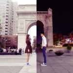 Любовь на расстоянии: пара придумала как быть рядом, находясь в тысячах км друг от друга