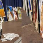 Tinerii artiști MIHU și Nicoleta Văcaru despre expoziția din Barcelona și dezghețarea minții moldovenilor